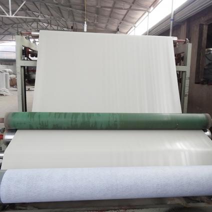 河北聚氯乙烯(PVC)防水卷材 1.2mm帶布國標防水卷材
